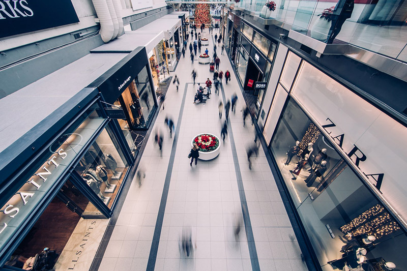 Shopping Mall Cleaning Services in Singapore